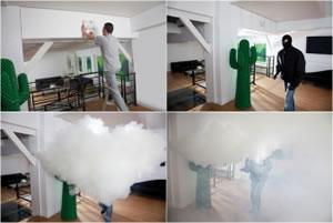 Le brouillard Mediaveil
